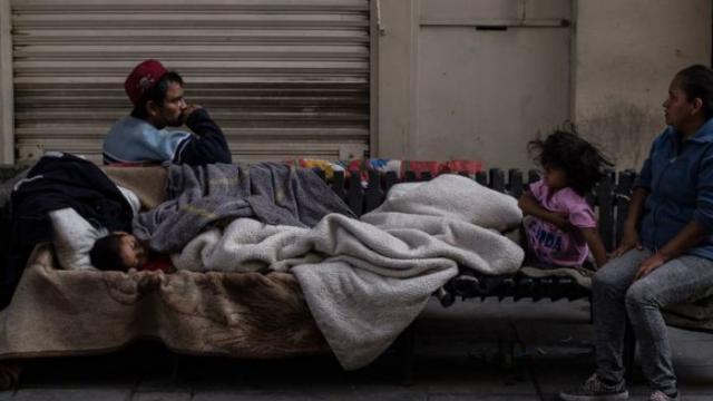 La pobreza aumentó de manera significativa entre el 2018-2020 en el país. Foto: Archivo