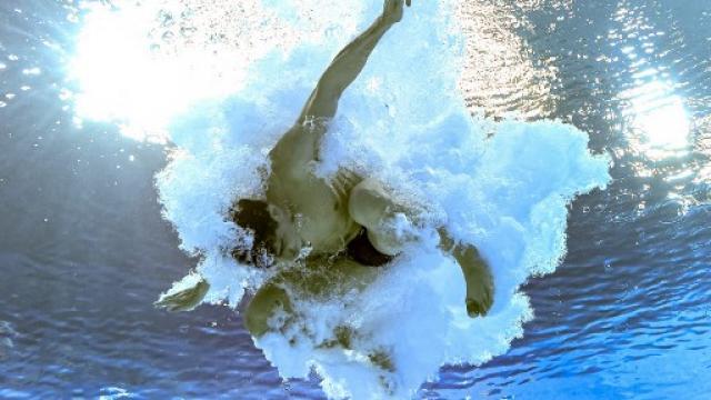 rommel pacheco se va sin medalla en olimpicos