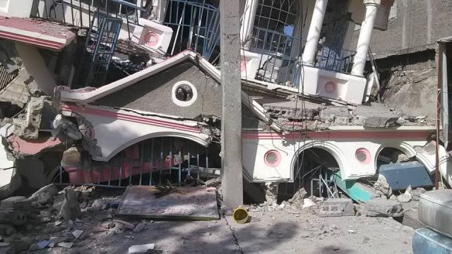 Sismo de magnitud 7,2 deja muertos y daños en Haití