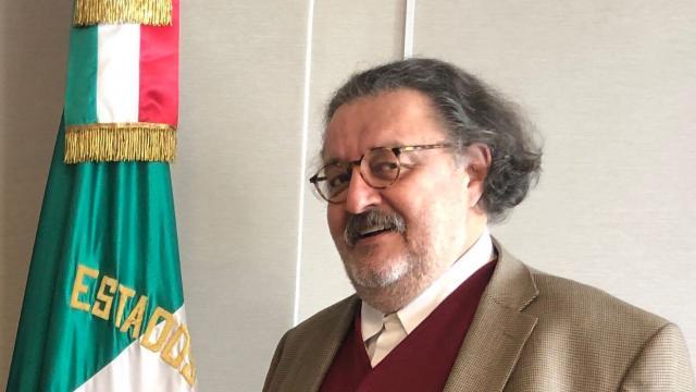 SRE destituye a Jorge F. Hernández