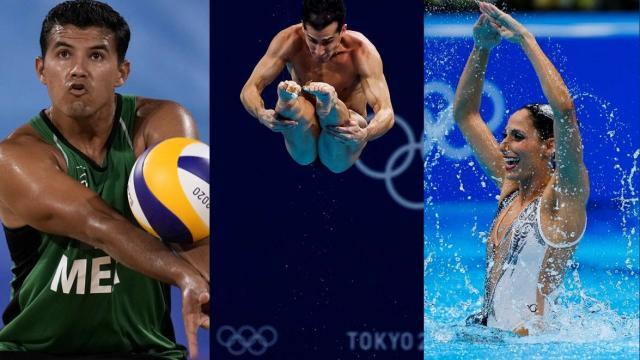 Tokio 2020 Esto pasó con los deportistas mexicanos