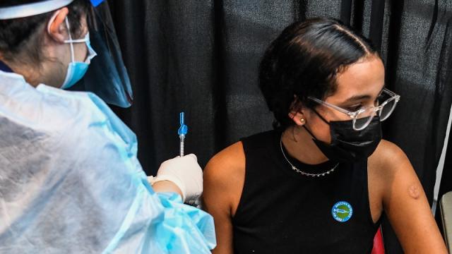 Vacunación contra Covid-19 en Miami, EEUU