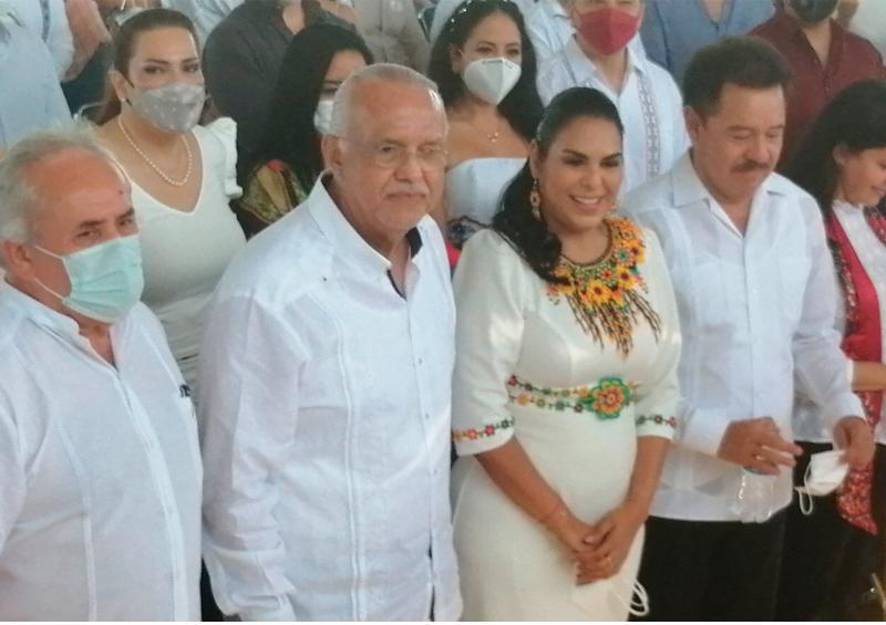 Celebra Navarro Quintero incorporación de Echevarría a la 4T