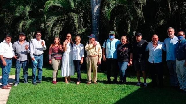 Espera Lorena Jiménez que Michel mantenga valores de Morena