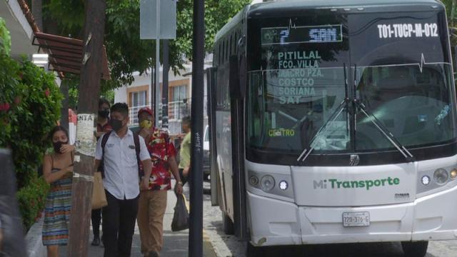 Unibus presenta propuesta para mejora de las rutas al centro