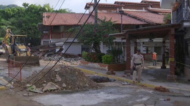 Mercado Río Cuale, sin daños estructurales: Protección Civil