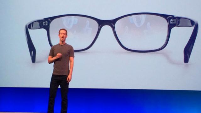 Facebook y Ray-Ban presentan sus gafas inteligentes