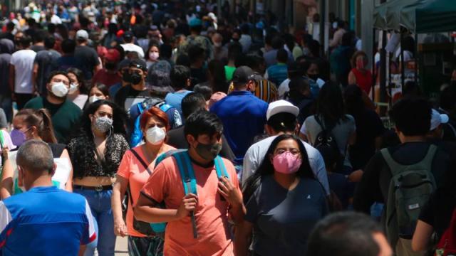 México registra 699 decesos y 14 mil 233 contagios por Covid-19