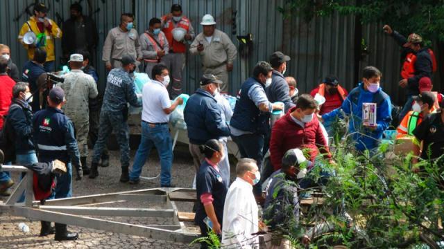 Baja nivel de inundación en Tula; habitantes regresan a sus casas