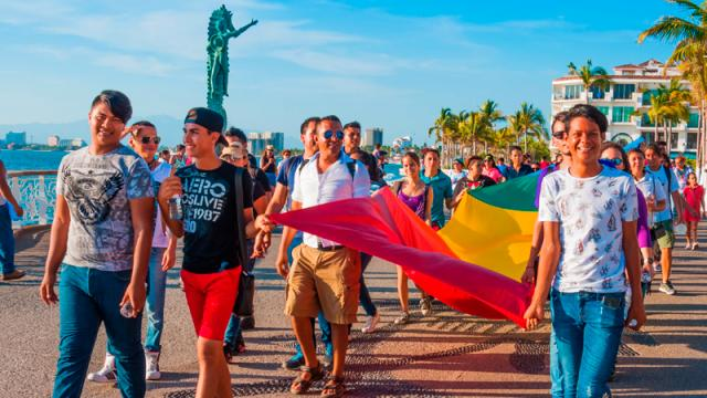 Puerto Vallarta en el top 10 de los destinos más seguros para la comunidad LGBTQ+