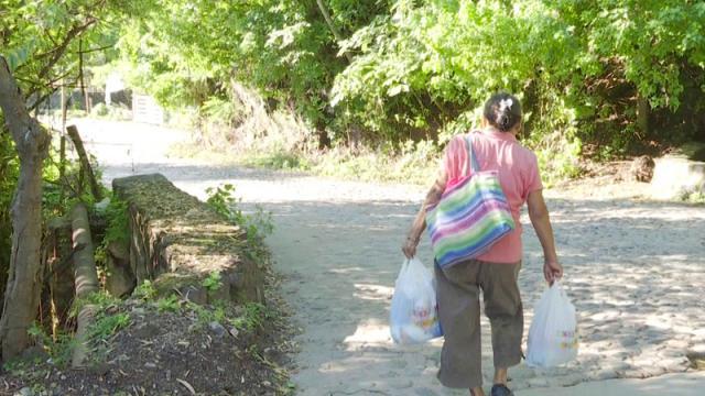 familias se quedan sin transporte público en la ribera del Cuale