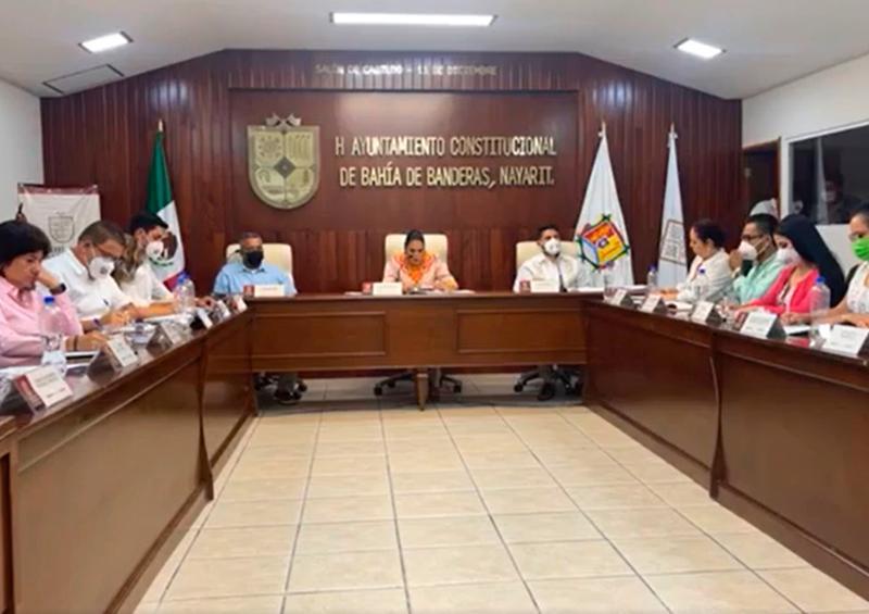 Se integró el gabinete municipal para la XI administración Bahía