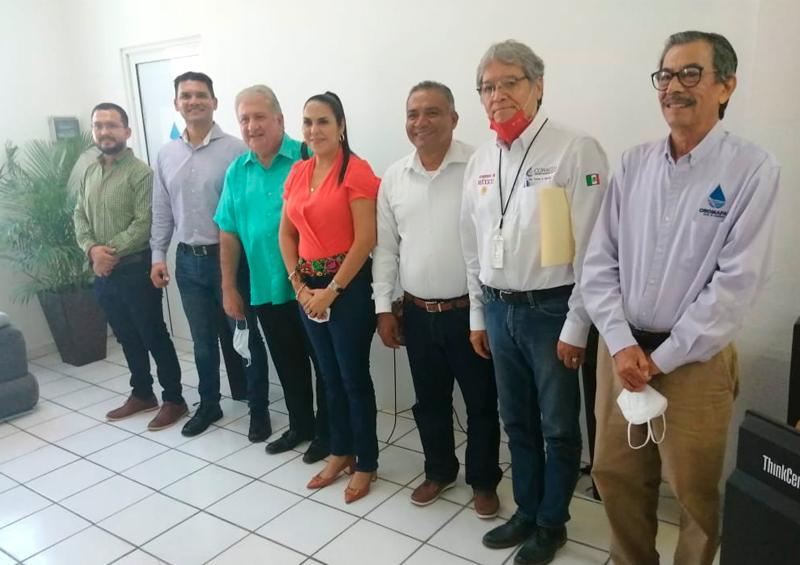 Rinde protesta el nuevo director de Oromapas en Bahía de Banderas