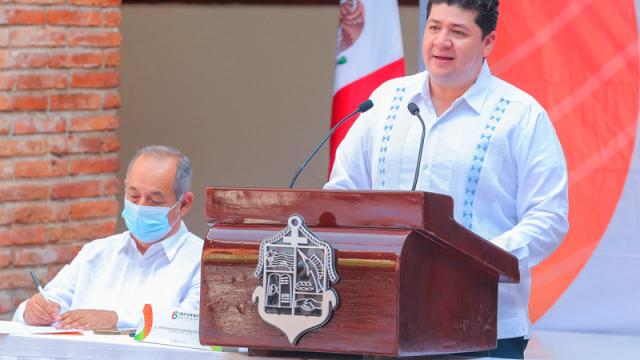 Vallarta es hoy un municipio con orden y en franco crecimiento