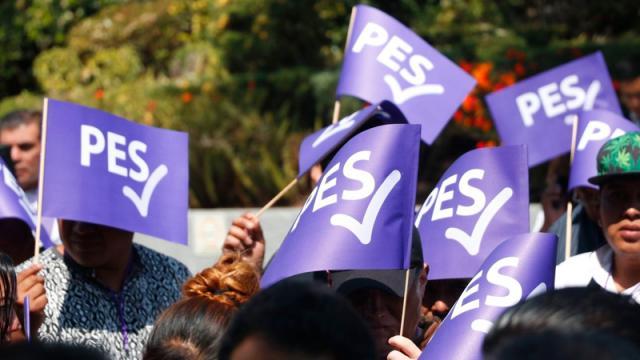 Multan con 448 mil pesos al PES por violencia política de género