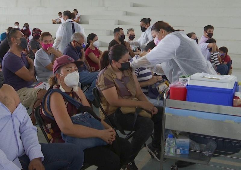 Más de 11 mil treintones se han vacunado en 2 días