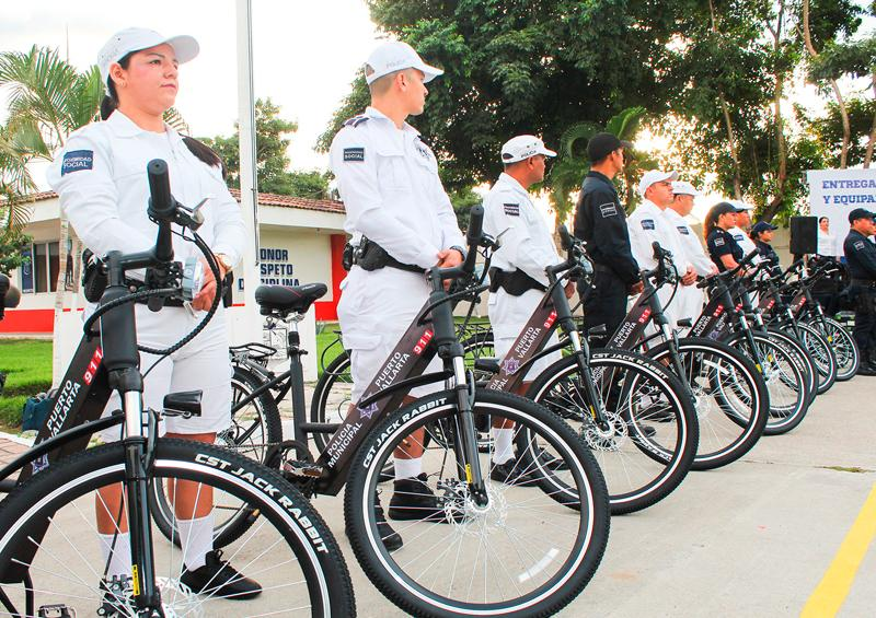 With teamwork, Vallarta is today one of the safest cities