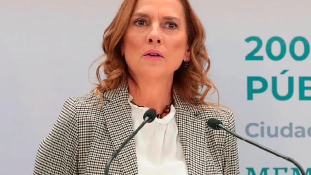 Políticos de todos los colores refrendan apoyo a Gutiérrez Müller