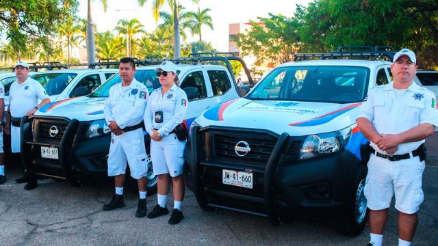 Con trabajo en equipo, Vallarta es hoy una de las ciudades más seguras