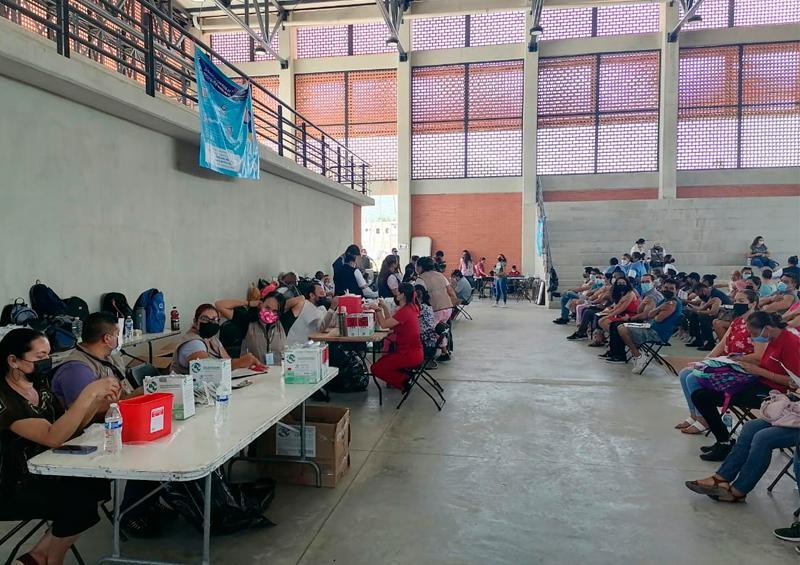 Vallarta, 1er municipio en completar esquema de vacunación