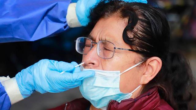 México registra 675 muertes y 12 mil 511 contagios por Covid