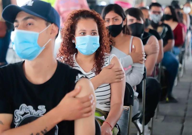 Se registran 765 muertes y 11 mil 711 contagios por Covid en 24 horas