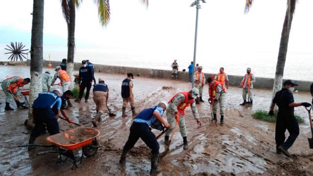 Activa Marina plan de apoyo a Puerto Vallarta
