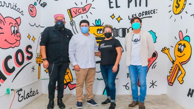 Reconocen fortalecimiento de espacios culturales en Vallarta