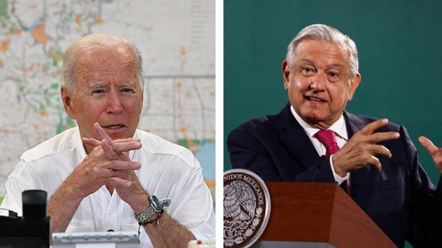 Funcionarios mexicanos entregarán a Joe Biden la carta que escribió AMLO insistiendo en promover de forma integral el fenómeno migratorio en Centroamérica