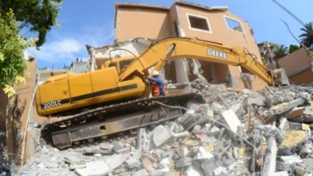 Casa de la familia Peña-Coss fue demolida
