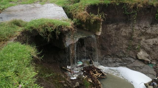 Contaminan Río Ameca
