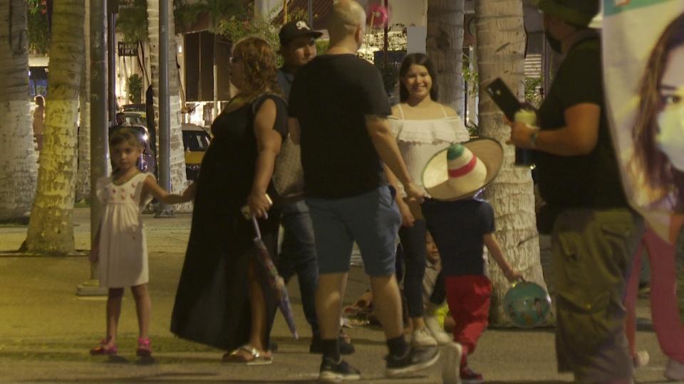 Noche del Grito en Puerto Vallarta