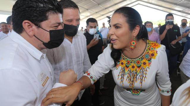 Toma de protesta Mirtha Villalvazo