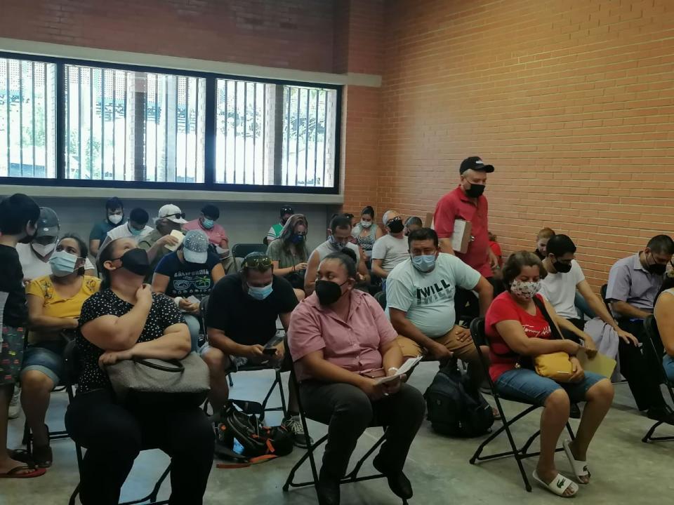 Vacunación contra el Covid-19 en Puerto Vallarta