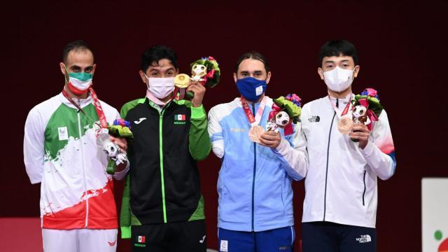 Séptima medalla de oro para México