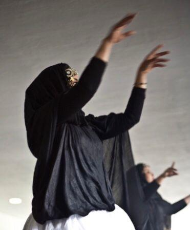 Bailes saharauis