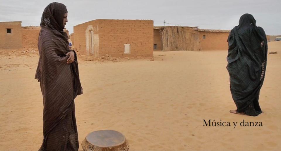 Cultura saharaui en Vallarta