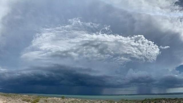 """Depresión """"Quince-E"""" se convierte en tormenta tropical """"Olaf"""""""