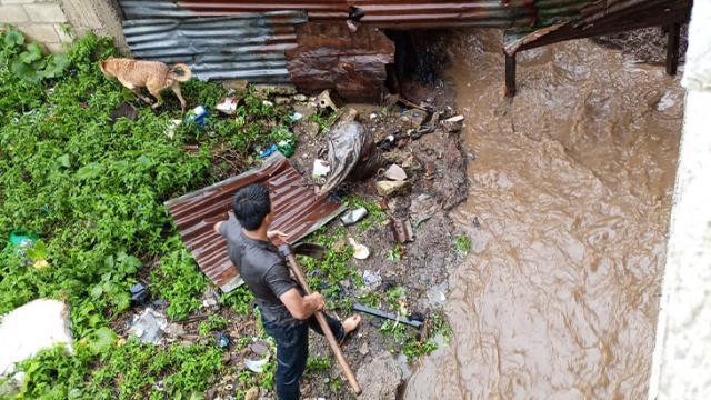 Dos niñas mueren en Guatemala por las fuertes lluvias