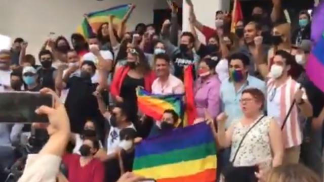 Aprueban el matrimonio igualitario en Sonora