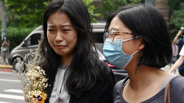 Zhou Xiaoxuan el primer caso de Me Too en China