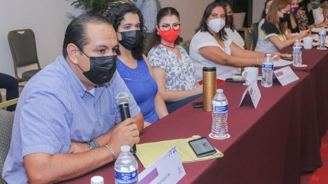 El alcalde interino, Jorge Quintero, señaló que aunque se avanzó en el tema aún queda mucho camino por recorrer