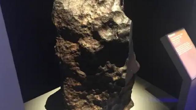 Se encuentra en el Museo Interactivo de Astronomía El Meteorito.