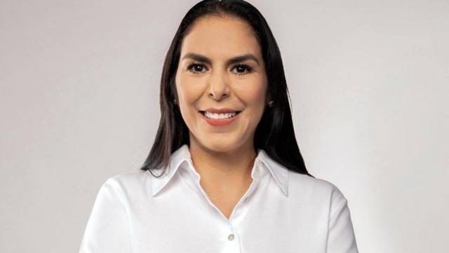 Mirtha Villalvazo, alcaldesa de Bahía de Banderas