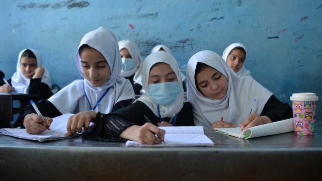 Mujeres en Afganistán