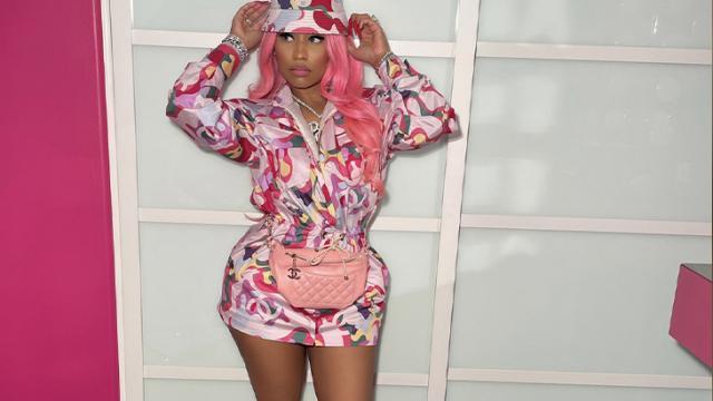 """La rapera Nicki Minaj habló sobre los """"efectos"""" de la vacuna"""