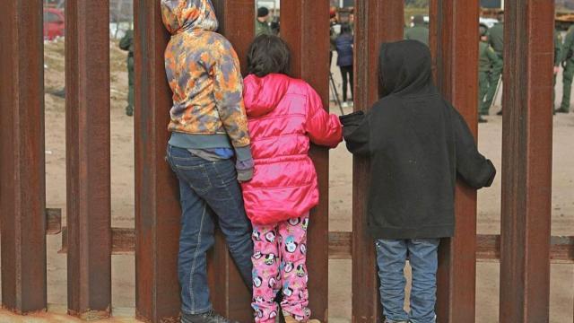 ONG derechos niños migrantes