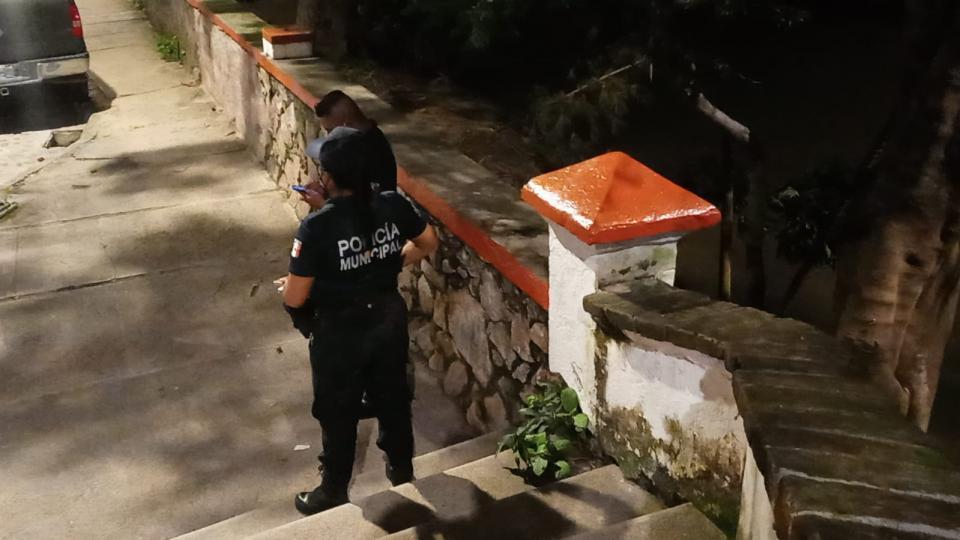 Se realiza movilización debajo del puente Ignacio L. Vallarta