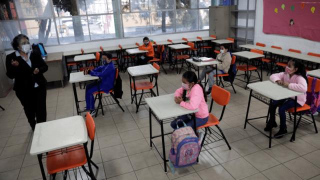 Educación básica en México