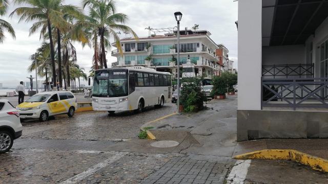 Unibus en el centro